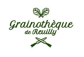 Logo-grainothèque de Reuilly